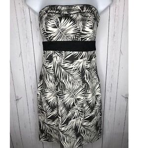 H&M Size 10 Tropical Dress